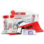 Body Fluid Cleanup Kit, One (1) unit. Deluxe