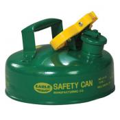 2 Quart Combustibles Safety Can, Green AUI4SGE