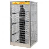 Vertical Cabinet - 10 Gas Cylinders | A23006J