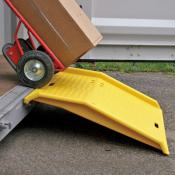 Container Ramp - Yellow