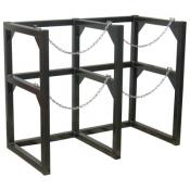double 22in cryogenic cylinder rack A35188J