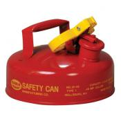 2 Quart -  Eagle Safety Gas Can - Flammables - NO Funnel