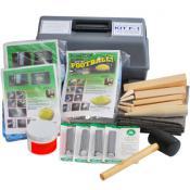 emergency repair kit for tank and drum leaks