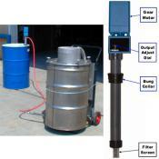 SmartAsh OilAway attachment pump