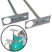 Locking Post Collar Set for Double Cylinder Hand Trucks A35384J