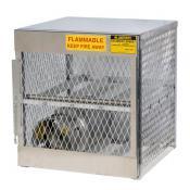 Horizontal Cabinet - 4 LPG cylinders | A23001J