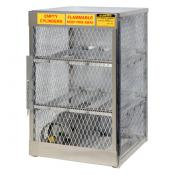 Horizontal Cabinet - 6 LPG cylinders | A23002J