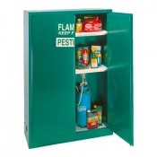 Steel and Poly Pesticide Storage Cabinets