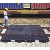 railroad track pan 9ft system no covers A9595U