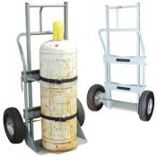 Single Cylinder Hand Cart 16in Pneumatic Wheels A35010J