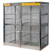 Vertical Cabinet - 16 LPG cylinders | A23011J