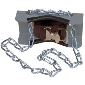 Wall MountGas Cylinder Bracket with Steel Chain A35254J