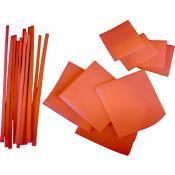 orange water filled barrier repair kit