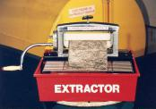 Standard wringer for absorbents A1000W