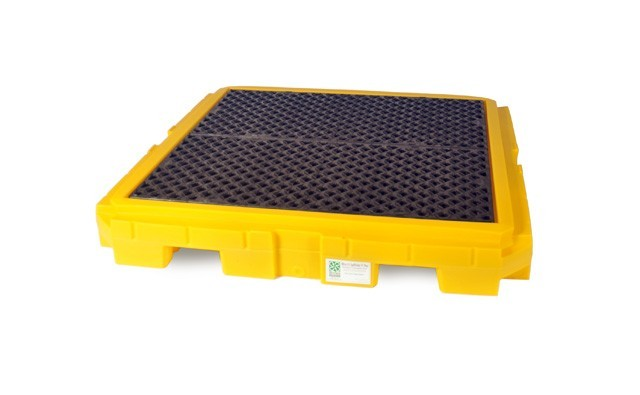 Tote Spill Containment Low Profile Tote Ibc Pallets