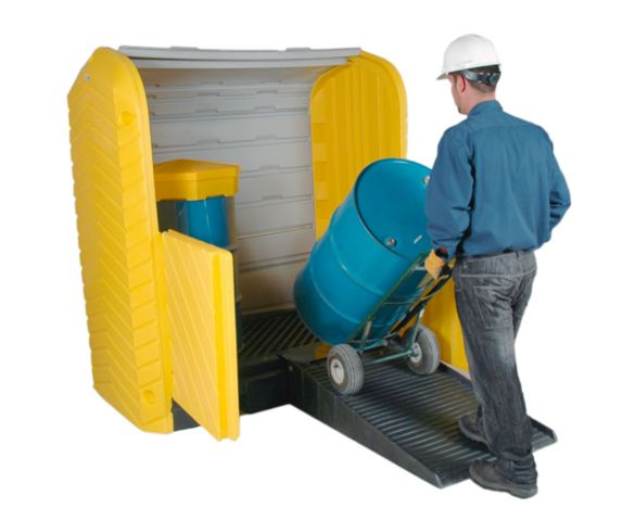 A0676U Poly Loading Ramp (for units ending in U only)