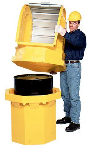 A9641U One Drum Roll Top (tough 100% polyethylene)