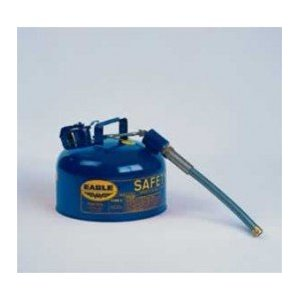 AU226SBE 2 Gallon Gas Can (blue two gallon gas cans)