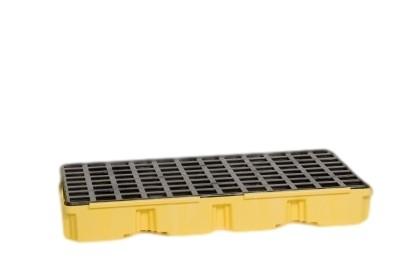 Modular Platform Secondary Spill Pallets for Drum Storage