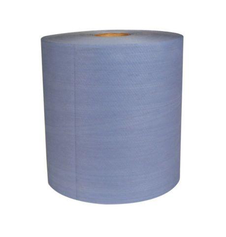 A88350T Blue Jumbo Roll Wipers (jumbo roll of blue shop towel wipers)
