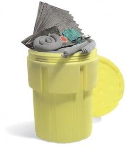 workplace emergency preparedness spill kit