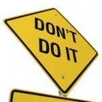 OSHA's List of Top 10 Workplace Violations