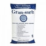 Choosing The Right Granular Absorbent