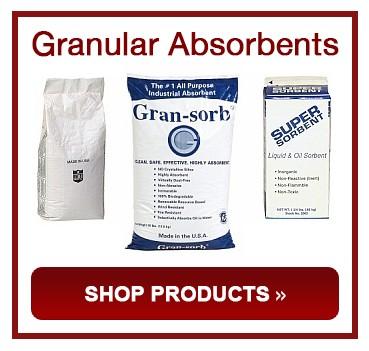 granular absorbents