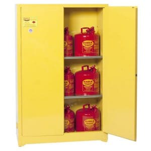 flammable liquids safety storage cabinet