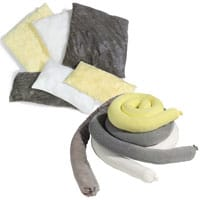 pillow and sock absorbents