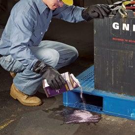 acid neutralizer granular sorbent