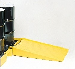 Spill Control Pallet Ramp (drum ramp for pallets)