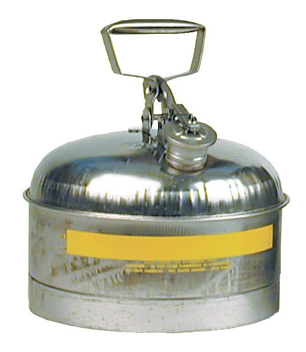 Eagle Stainless Steel Safety Cans Metal Safety Containers