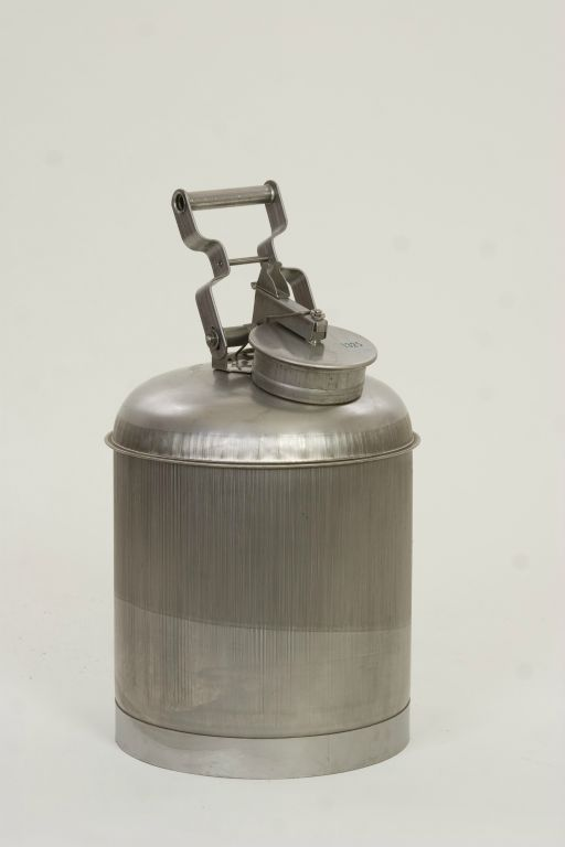 A1325E Stainless Steel Waste Cans (5 gallon liquid waste container)